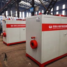 500公斤燃油气蒸汽发生器图片