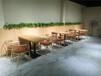 茂名自助火鍋餐桌餐椅定做,茂南餐飲家具廠家直銷