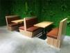 茂名個性餐廳卡座沙發到哪里定做?茂港餐飲家具廠家直銷