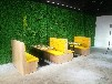 澳門餐廳時尚卡座沙發定制廠家,板式卡座沙發實拍