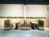 海珠弧形卡座沙發定做廠家,廣州卡座沙發廠家直銷