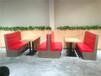 天河單面卡座沙發定制,廣州餐廳卡座沙發廠家
