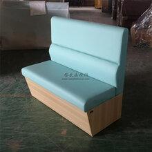 珠海香洲區超纖皮卡座沙發定制,優質卡座沙發價格