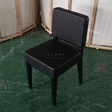 湛江時尚現代休閑軟包餐椅,現代餐椅圖片