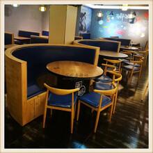 昌吉定制連鎖餐飲家具案例,餐飲家具圖片