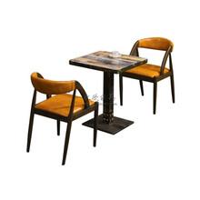 辽源市复古主题桌椅造型美观,复古桌椅图片