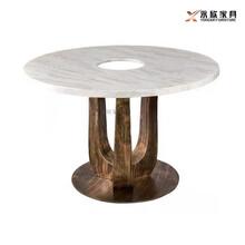 襄樊市耐用火鍋店餐桌價格實惠圖片