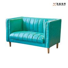 北京全新扶手卡座沙發優質服務圖片
