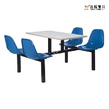 安徽省食堂餐桌椅厂家直销图片
