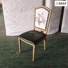 永欣云鐵藝木紋轉印餐椅,馬鞍山新款鐵藝木紋轉印椅子廠家直銷圖片