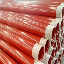 通化涂塑钢管厂家(每米多少钱)-介绍图片
