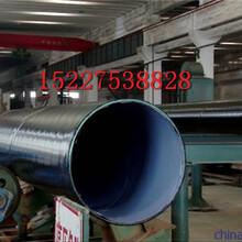 杭州聚氨酯保温钢管生产厂家(防腐钢管价格)图片