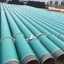 内蒙古黑夹克保温钢管厂家(多少钱一吨)图片