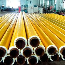 锡林郭勒加强级环氧煤沥青防腐钢管大量现货图片