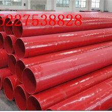 推荐张掖水泥砂浆防腐钢管厂家价格工程分析指导图片