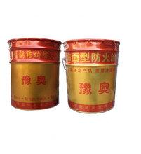 钢结构超薄型防火涂料施工验收河南豫奥防火涂料厂图片