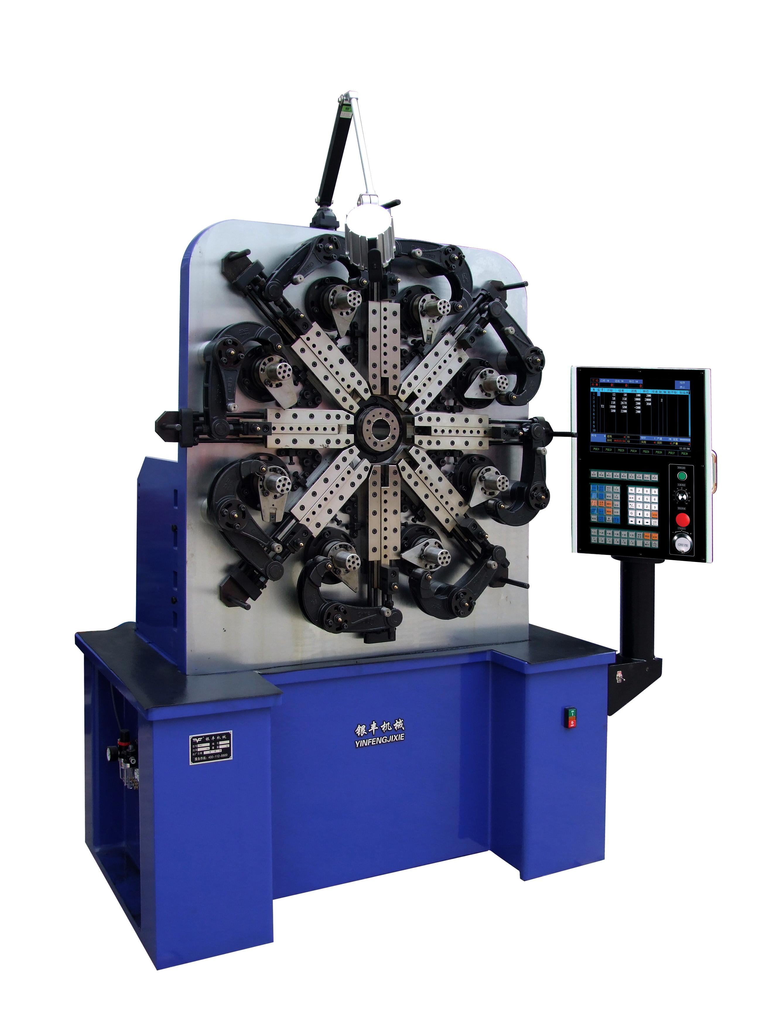 弹簧机械弹簧机设备电脑弹簧机折弯机线材成型机平面机