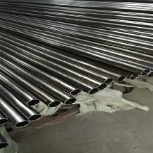 云南省TP321不锈钢卫生管厚壁样品零切图片