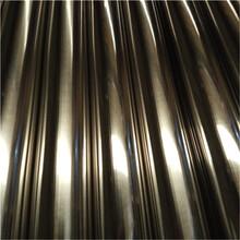 卫生管304L有毒气体用不锈钢管A312标准不锈钢管大量库存图片