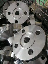 06Cr19Ni10不锈钢小口径法兰DN10-DN2000非标平焊法兰图片