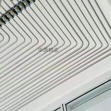 開孔加工304不銹鋼管-316L不銹鋼管圖片