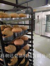 科朝达厂家直销曲奇烤炉面包商用烤箱多功能旋转炉图片