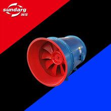 靖江厂价热销高效节能低噪型SWF系列混流式风机优质正压送风风机图片