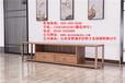 青島木言木語品牌實木電視柜新品中式實木電視柜