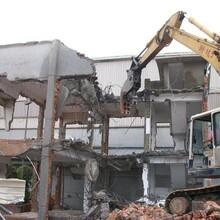 厂房拆除施工图片
