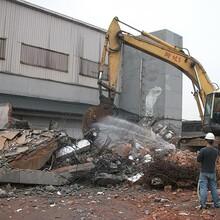 普陀区工厂拆除方案图片