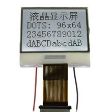 LCD点阵COG显示屏HTG9664F图片