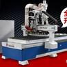 供应板式家具数控开料机,排钻打孔一体机价格多少