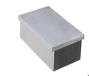 昆二晶供应插片散热器插片间距高度?#35013;?#21402;度均可定制变频器散热器
