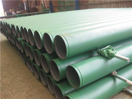 兴安环氧煤沥青防腐钢管生产厂家/现货销售