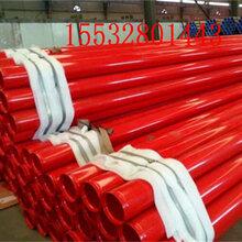 伊犁推荐供暖用保温钢管厂家现货销售钢管图片