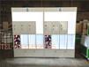 烤漆展示柜凱迪仕智能指紋鎖展柜陳列柜指紋鎖靠墻高柜