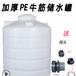 團風塑料水箱大號蓄水池戶外化工桶攪拌桶5噸