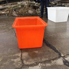 200L塑料方箱加厚牛筋箱周转箱湖北鄂州厂家直销