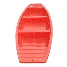 3.4米渔船塑料船冲锋舟加厚双层牛筋船下网养殖船