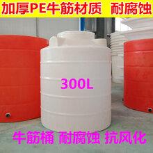 家用储水罐食品级全新料带盖塑料水箱300L