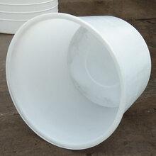 800L大号塑料圆桶加厚牛筋圆桶腌制桶皮蛋桶