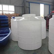 食品级塑料水塔储水罐500L家用带盖湖北厂家