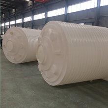 10吨加厚牛筋桶塑料水塔储水罐一体成型