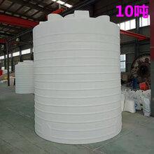 加厚塑料水塔储水罐10吨户外蓄水池化工桶搅拌桶