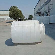 加厚pe塑料水塔儲水罐立式耐酸堿塑膠大水桶牛筋圓桶帶蓋500L