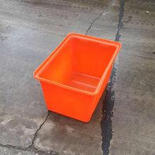 食品級塑料方箱周轉箱加厚儲水箱長方形大號