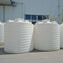 8吨加厚牛筋桶塑料水箱食品级一体成型