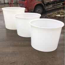 加厚牛筋塑料大水桶家用食品级腌菜圆桶洗澡大水缸酿酒化工搅拌桶