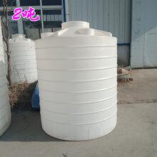 加厚牛筋桶2吨塑料水塔储水箱pe储罐厂家直销