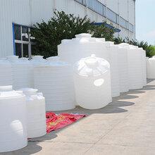 800L加厚牛筋桶塑料水塔储水罐pe水桶酸碱储罐